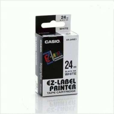 harga FREE ONGKIR EZ Label Tape Printer Casio 24 mm Blibli.com