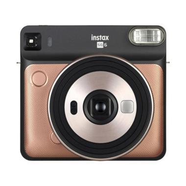 harga Fujifilm instax SQUARE SQ6 Instant Film Kamera Pocket Blush Blibli.com