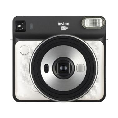 harga Fujifilm instax SQUARE SQ6 Instant Film Free 1pc Star Ilumi + 2pc CR2 (selama Stock masih ada u/ Battery CR2) - Braga Photo Video Blibli.com