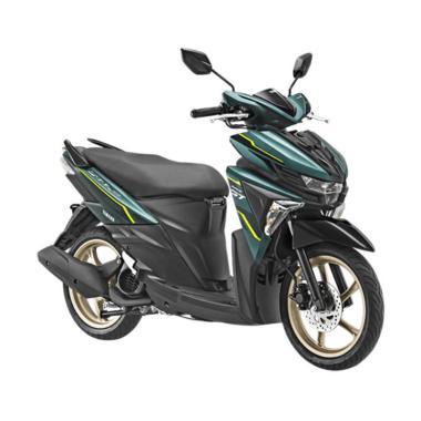 Yamaha All New Soul GT 125 AKS SSS Sepeda Motor [VIN 2018/ OTR Jawa Tengah]