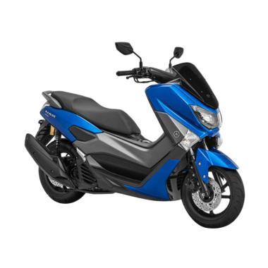 Yamaha New NMAX 155 Non ABS Sepeda Motor [VIN 2018/ OTR Jawa Timur]