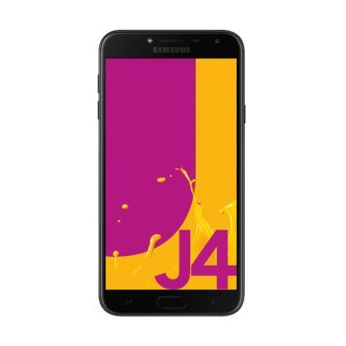 Samsung Galaxy J4 Smartphone - Blac ... ok (Official Merchandise)