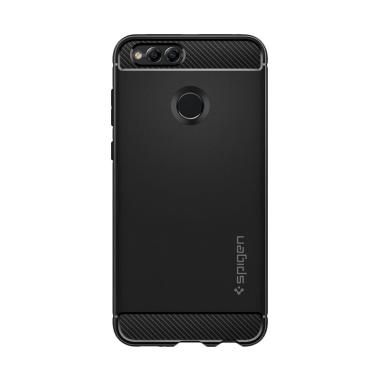 Spigen Rugged Armor Casing for Huawei Honor 7X - Black