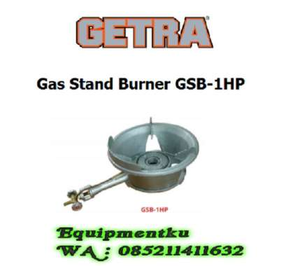 harga GETRA Gas Stand Burner TYPE GSB-1HP Blibli.com