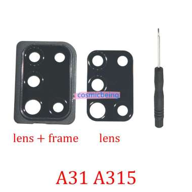 harga FREE ONGKIR Promosi Bagian Lensa Kaca Kamera Belakang Untuk Samsung Galaxy A31 A315F A315G A315N Blibli.com