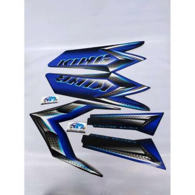 harga LIS STRIPING STICKER YAMAHA RX KING 2008 biru Blibli.com
