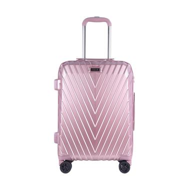 Hot Deals - Elle 31199 Luggage Koper - Pink Rose  20 Inch  832367e997
