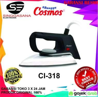 harga Setrika Cosmos CI-318 Electric Iron(Non Stick Soleplate), Cosmos CI318 Blibli.com