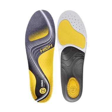 Sidas 3Feet Active High Arch Insoles Sepatu [Size XL]
