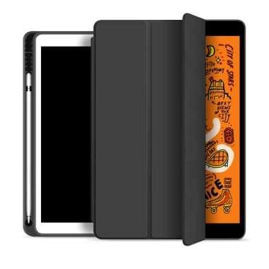 harga Casing Ipad terlaris/ IPad Case Protective Tablet Holder Case For iPad Air 4 10.5 iPad 10.2 2019 iPad 6th 7th 8th gen iPad Air4 10.9 Black Blibli.com