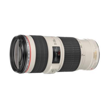 Canon Lens EF 70-200mm f/4 L IS USM Lensa Kamera