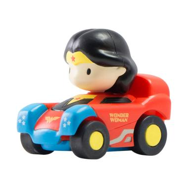 TOPI Wonder Woman Chibi Spinning Car Diecast [1/64]