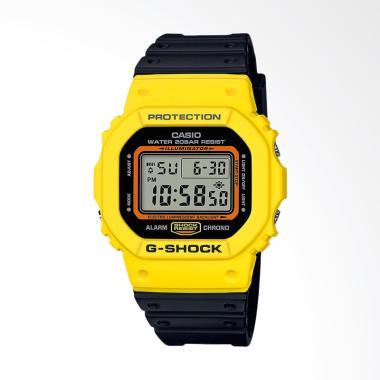 Casio G-Shock Digital Display Dial Black Jam Tangan Pria - [DW-5600] Black