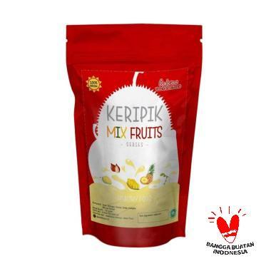 Apelicious Mix Fruit Apel Nangka Na ... ngga Keripik Buah [150 g]
