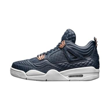 31cbb34592e3 ... best price nike men air jordan 4 obsidian sepatu sneakers pria obsidian  white 819139 402 be528