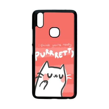 Bunnycase I Think You're Really Pur ... rdcase Casing for Vivo V9