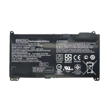 HP Battery Laptop For HP RR03XL