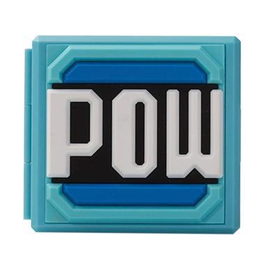 Nintendo Switch POW Premium Tempat Game Card - Biru