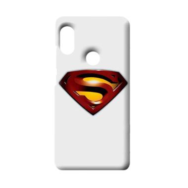 OEM Superman 2 Custom Hardcase Casing for Xiaomi Redmi Note 5 Pro