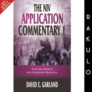 harga Buku The NIV Application Commentary 1 Injil Markus - David E. Garland Blibli.com