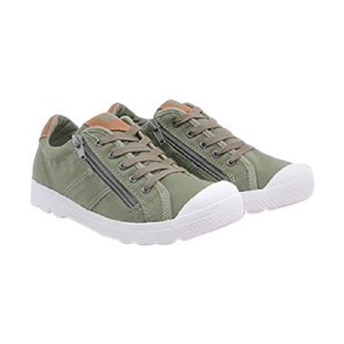 Toddler T 5296 Green Boots Boy Shoe ... ts Anak Laki-laki - Olive