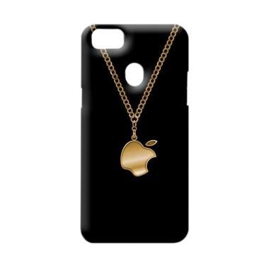 OEM Apple LOGO neck Custom Hardcase Casing for OPPO F7