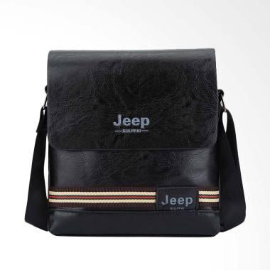 Jeep Kulit Tas Slempang Pria