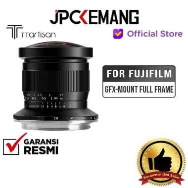 JPC KEMANG TTArtisan 11mm f2.8 Fujifilm GFX Fullframe TT Artisans 11mm f/2.8 GARANSI RESMI Black