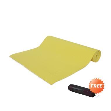 HAPPYFIT PVC Matras Yoga [6 mm] + Free Bag