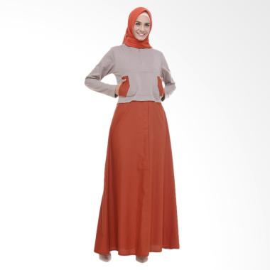 Valisha Adira Dress Muslim Wanita