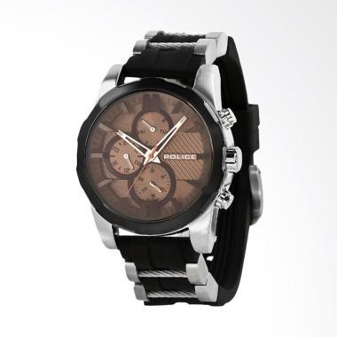Jam Tangan Pria Police Brown Terbaru di Kategori Fashion Pria ... c0e27ec51b