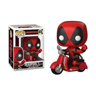 harga Funko Pop Rides Deadpool Scooter Vinyl Figure Blibli.com