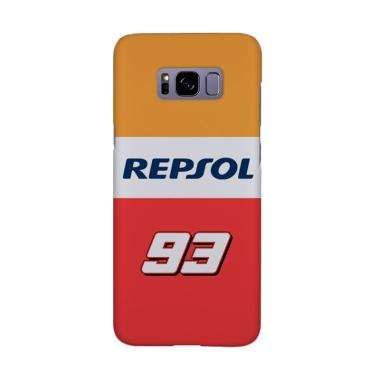 harga Indocustomcase Marc Marquez Repsol Honda Cover Casing for Samsung Galaxy S8 Plus Blibli.com