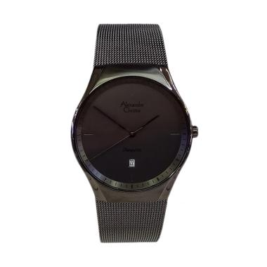 Alexandre Christie Jam Tangan Pria  ... anquility Stainless Steel