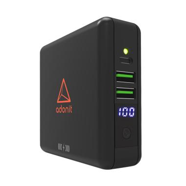 Adonit TravelCube 3 in 1 Wireless Powerbank and Wall Charger