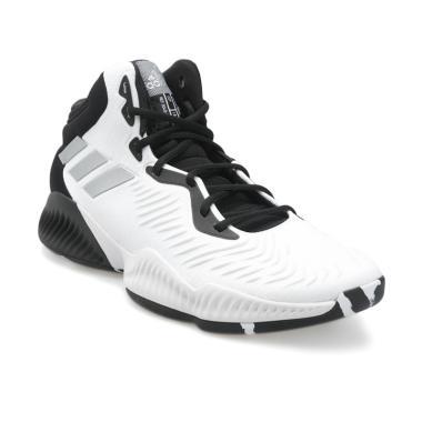adidas Men Basketball Mad Bounce 2018 Shoes Sepatu Basket  B41873  74cfb62dd1