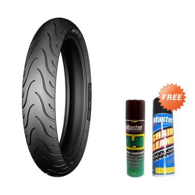 harga Promo Michelin Pilot Street Radial 110 70 Ring 17 Ban Motor + Free Super Lubricant - Chain Cleaner Blibli.com