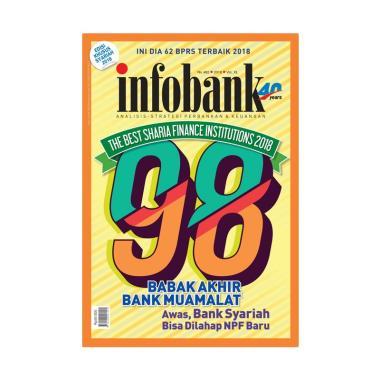 harga Infobank Edisi Khusus Syariah 2018 Majalah Bisnis Blibli.com