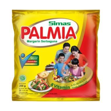 harga Palmia Margarin 200 g [8992628510158] Blibli.com