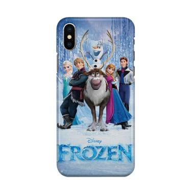 harga Indocustomcase Frozen Cover Hardcase Casing for iPhone X Blibli.com