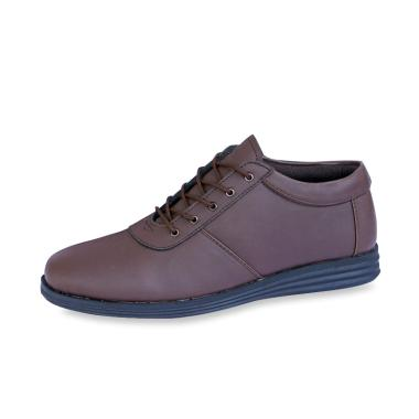 Frandeli Prime Series Formal Sepatu Pria - Brown