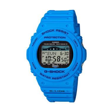 G-SHOCK Jam Tangan Pria - Biru [GWX-5700CS-2DR]