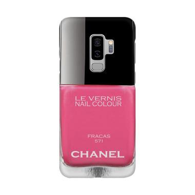 harga Indocustomcase Chanel 571 Cover Casing for Samsung Galaxy S9 Plus Blibli.com