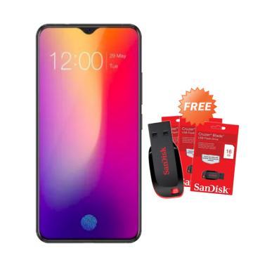 harga VIVO V11 Pro Smartphone [64 GB/ 6 GB] + Free Flashdisk Sandisk 16 GB Blibli.com