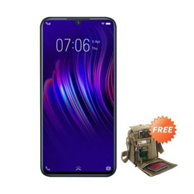 VIVO V11 Smartphone [64GB/ 6 GB] + Free Tas Slempang Keren