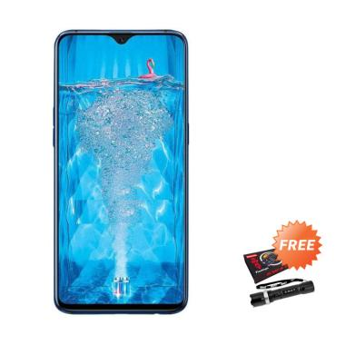 harga Oppo F9 Pro Smartphone [64GB/6GB] + Free Senter Police Blibli.com