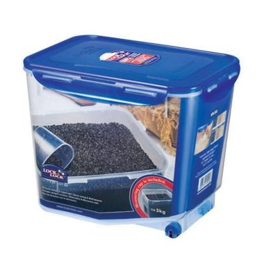 LOCK & LOCK HPL500 Rice Case with Cup Tempat Beras [7 L]