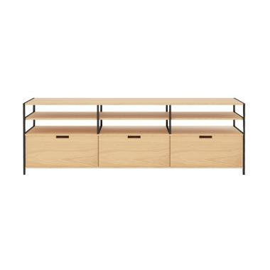 Nestudio Elvin Eastwood Media Console Table