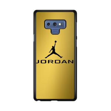 Flazzstore Michael Jordan Logo Gold ... for Samsung Galaxy Note 9