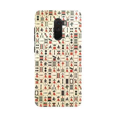 harga Flazzstore Mahjong Y2167 Premium Casing for Xiaomi Pocophone F1 Blibli.com